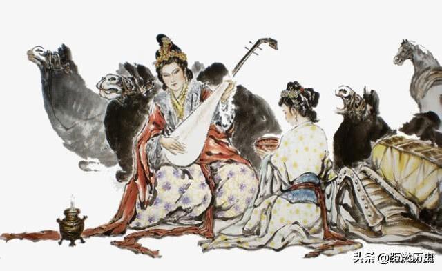 """历史上的""""四大美女"""",结局最惨的是谁?"""