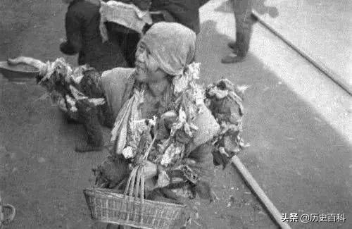 1942年河南大饥荒,原来人饿到一定程度可以变成这样,脊背发麻--大理州 ...